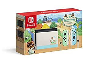 Nintendo Switch - Animal Crossing: New Horizons Edition - Switch (B084DDDNRP) | Amazon price tracker / tracking, Amazon price history charts, Amazon price watches, Amazon price drop alerts