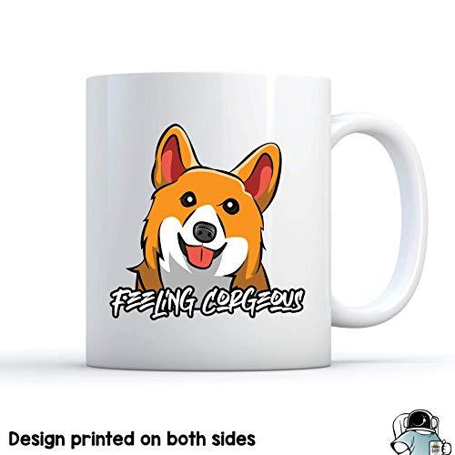 11 OZ Kogi Tasse Kogi Hund Geschenk künstlerischen Sinn Kogi Kaffeetasse Tasse
