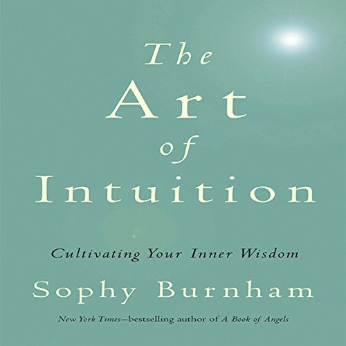 The Art of Intuition audiobook cover art