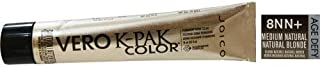 Joico Vero K-pak Hair Color, 8nn Plus Age Defy, 2.5 Ounce