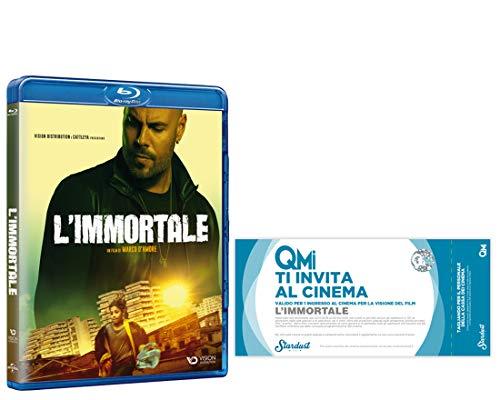 L'immortale + Superticket (Blu-ray + Biglietto Cinema)