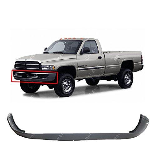 01 dodge ram 1500 front bumper - 9