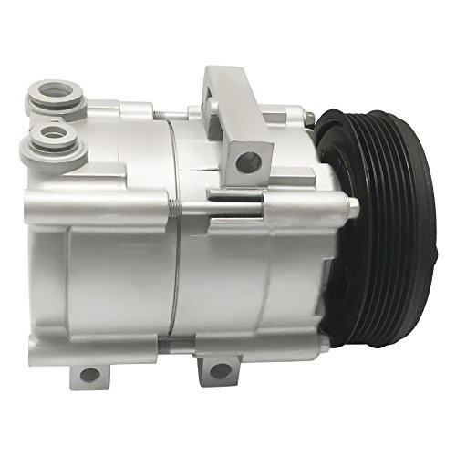 RYC Remanufactured AC Compressor and A/C Clutch EG151