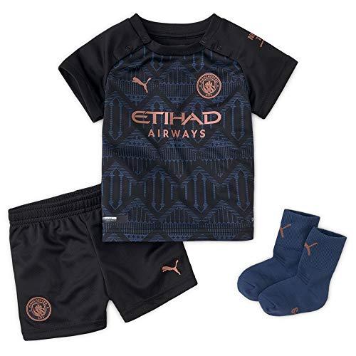 PUMA 2020-2021 Manchester City Away Baby Kit