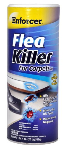 Enforcer Flea Killer for Carpets