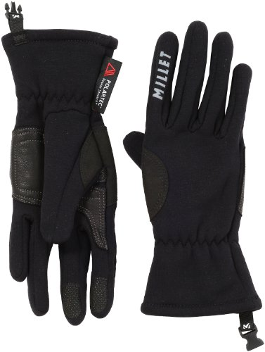 MILLET Handschuhe Stretch Gloves, Black, L