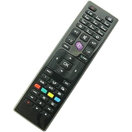 TV Ersatz Fernbedienung für TELEFUNKEN L22F185I3 10087276