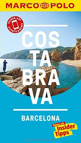 MARCO POLO Reiseführer Costa Brava, Barcelona: Reisen mit Insider-Tipps. Inkl. kostenloser Touren-App und Events&News