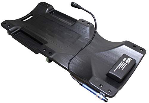 BGS 2996 | Chariot de visite | avec lampe de travail | 1030 x 500 mm