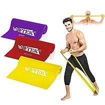 WOTEK Bandas Elasticas Fitness Goma Elastica Fitness