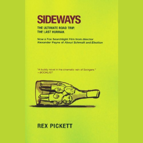 Sideways audiobook cover art