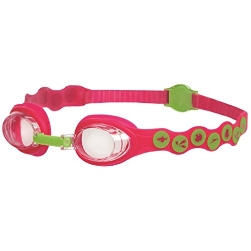 Mainline Kinder Schwimmbrille Sea Squad Goggles, Pink/Green, ONESIZE