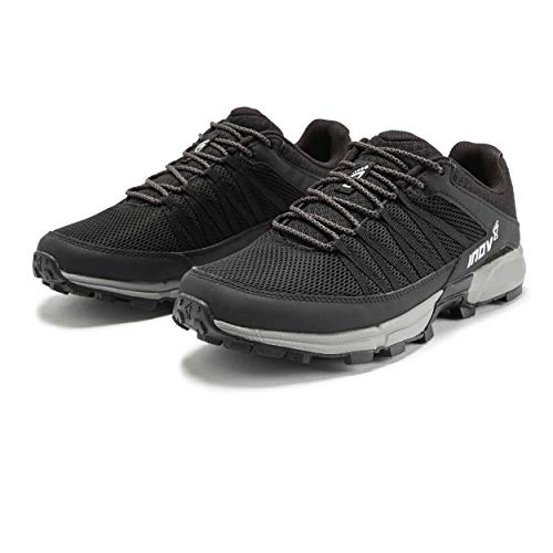 Inov-8 Mens Roclite 280 - Hiking Shoes - Black/Grey - 10.5