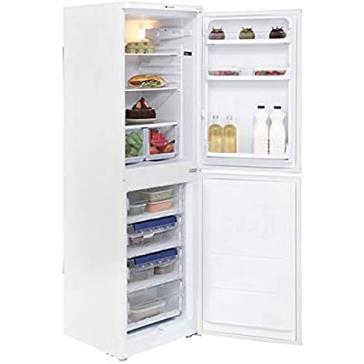Hotpoint First Edition HBD5517B 50/50 Fridge Freezer