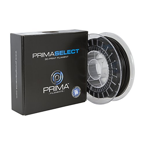 Prima Filaments PS-CB-175-0500-DG PrimaSelect CARBON Filament, 1.75 mm, 500 g, Dark Grey