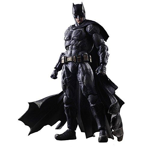 Play Arts Kai Batman vs Superman Movie Dawn of Justice Batman Scale Complete Figure DC Comics Character Model Square EnixSquareEnix