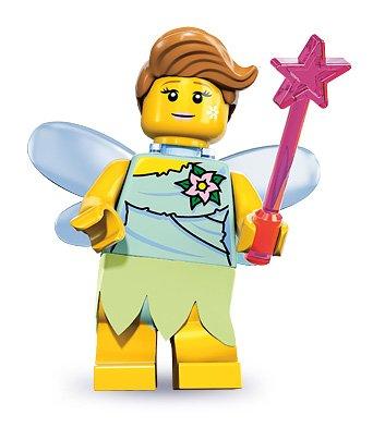 LEGO 8833 Minifigure Series 8 - Fairy