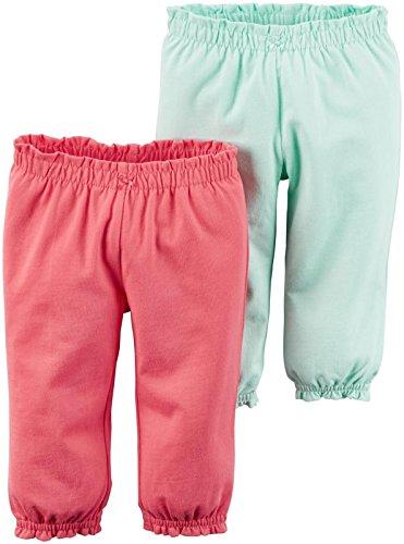 Carter's Baby Girls' Bottoms 126g265, Pink, 3 Months