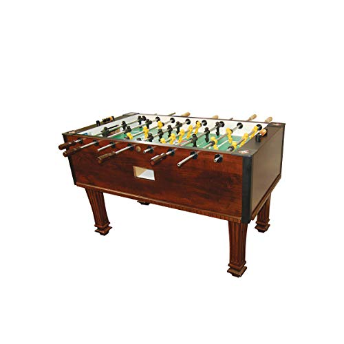 Tornado Crafted Wood Designer Foosball Table - Made in The...