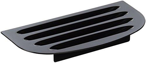 GE WR17X11655 Genuine OEM Dispenser Drip Tray (Black) for GE Refrigerators