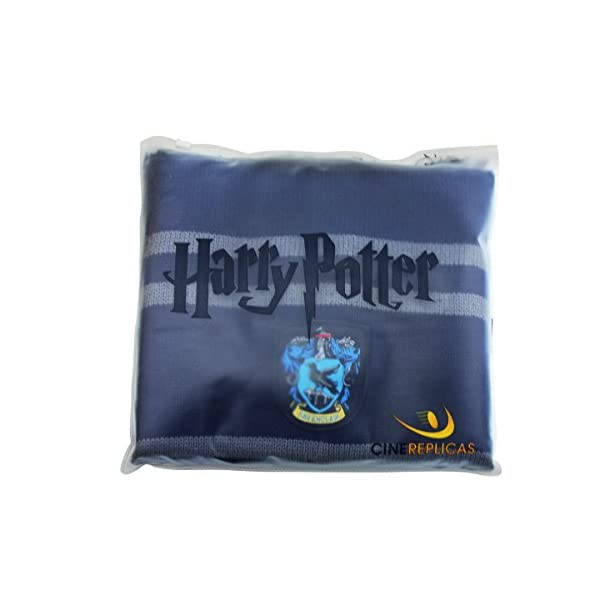 Cinereplicas Harry Potter Scarf – Official – Authentic – Ultra Soft Knitted Fabric