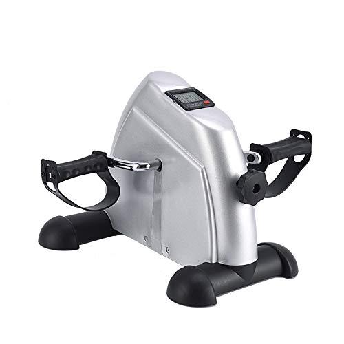 Mini Pedaal Stepper, Home Fitness Hometrainer Fitness Overdekte Fietsenstalling Stepper Met LCD-Scherm, Ouderen Fitnessapparatuur