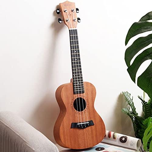 XYF Ukulele-Einsteiger-Kit Ukulele 23 Zoll Starterset, Ukulele-Gitarre Für Erwachsene, Alle Palisander Bariton Akustische Elektrische Ukulele (Color : I, Size : 23 inches)