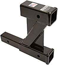 Rigid Hitch Tow Bar and Accessory Receiver - 10 Inch Drop/Rise (DHB-10) - Made in U.S.A.