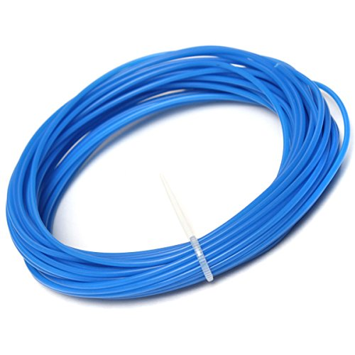 MASUNN 5 Meter 1.75Mm Pla 3D Printer Filament For Mendel Printrbot Reprap Prusa - Blue
