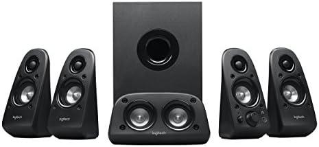 Logitech Z506 Surround Sound Home Theater Speaker System