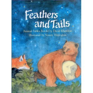 Feathers and Tails 0399218769 Book Cover