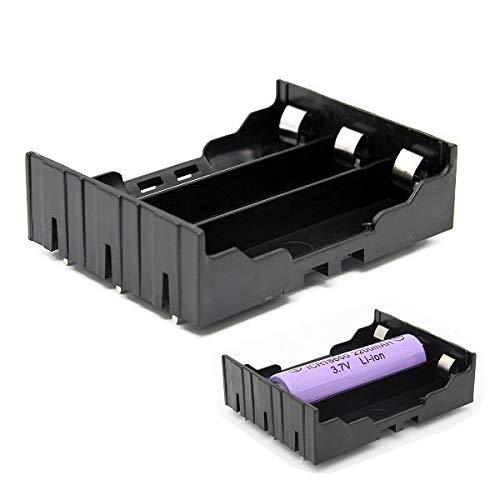 YALIXING JJBHD Electronic Accessoires & Supplies DIY 3-Slot 18650 Batteriehalter mit Pins Um Ihnen die Qualität der Exzellenz bereitzustelle