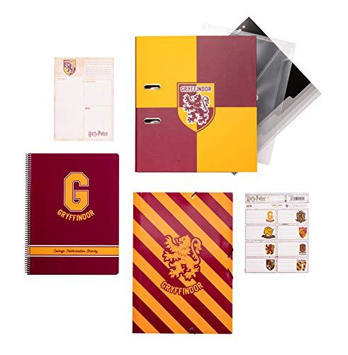 ERIK - Set de Papelería Harry Potter 2 (5 productos)