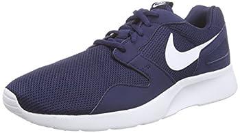 Nike Men s Kaishi Running Sneaker - Midnight Navy / White - 9.5 D M  US