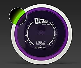 MVP Disc Sports Eclipse Proton Glow Octane Distance Driver Golf Disc [Colors May Vary]