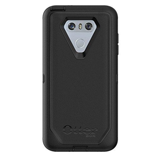 OtterBox Defender Schutzhülle (geeignet für LG G6) schwarz