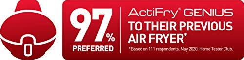 Tefal ActiFry Genius XL 2in1 YV970840 Health Air Fryer, Black, 1.7 kg, 8 Portions