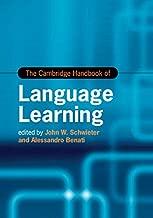 The Cambridge Handbook of Language Learning (Cambridge Handbooks in Language and Linguistics)