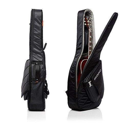 Mono m80-sad-blk funda para guitarra ac/ústica