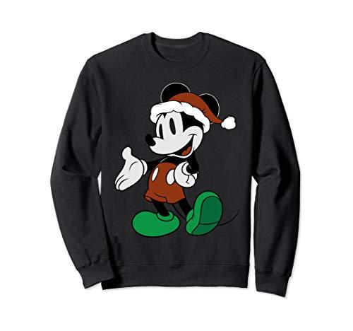 Disney Christmas Mickey Mouse Long Sleeve