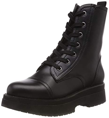 Fornarina Damen Carnaby2 Hohe Sneaker, Schwarz (Black), 39 EU