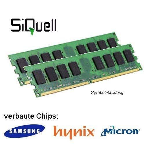 SiQuell® -  4Gb (2x 2Gb) Ddr2