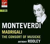 Monteverdi: Madrigals (2010-09-13)
