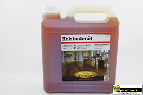 Faxe Holzbodenöl Natur 2,5 l