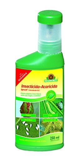 Neudorff Spruzit Insecticida-acaricida Concentrado, Amarillo, 7x4x19.5 cm