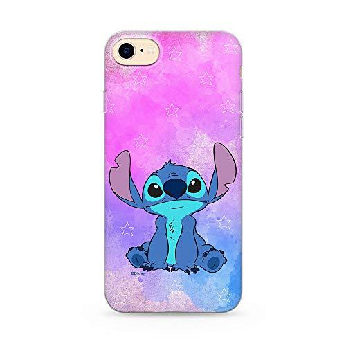 ERT GROUP Original Disney Lilo and Stitch TPU Case for iPhone 7, iPhone 8,...