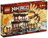 2507 NINJAGO Il tempio del fuoco