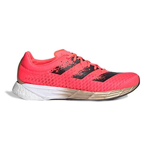 adidas Men's Adizero PRO Signal Pink/Core Black/Signal Pink 11H