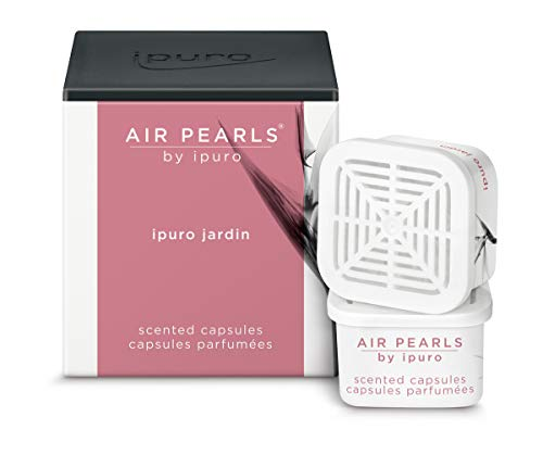 ipuro air pearls jardin capsule, 1 Box (2x Kapseln), 23 g, mehrfarbig, Einheitsgröße