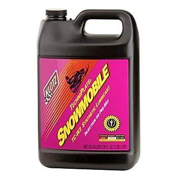 Klotz Oil KL-216  4  Synthetic Snowmobile Techniplate TC-W3-1gal.